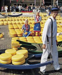 Cheese Market Alkmaar