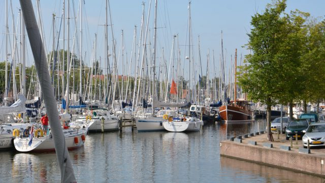Medemblik Harbour