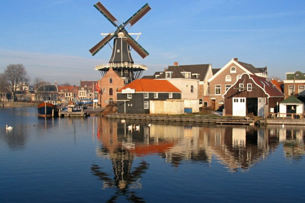 Image result for De Adriaan windmill